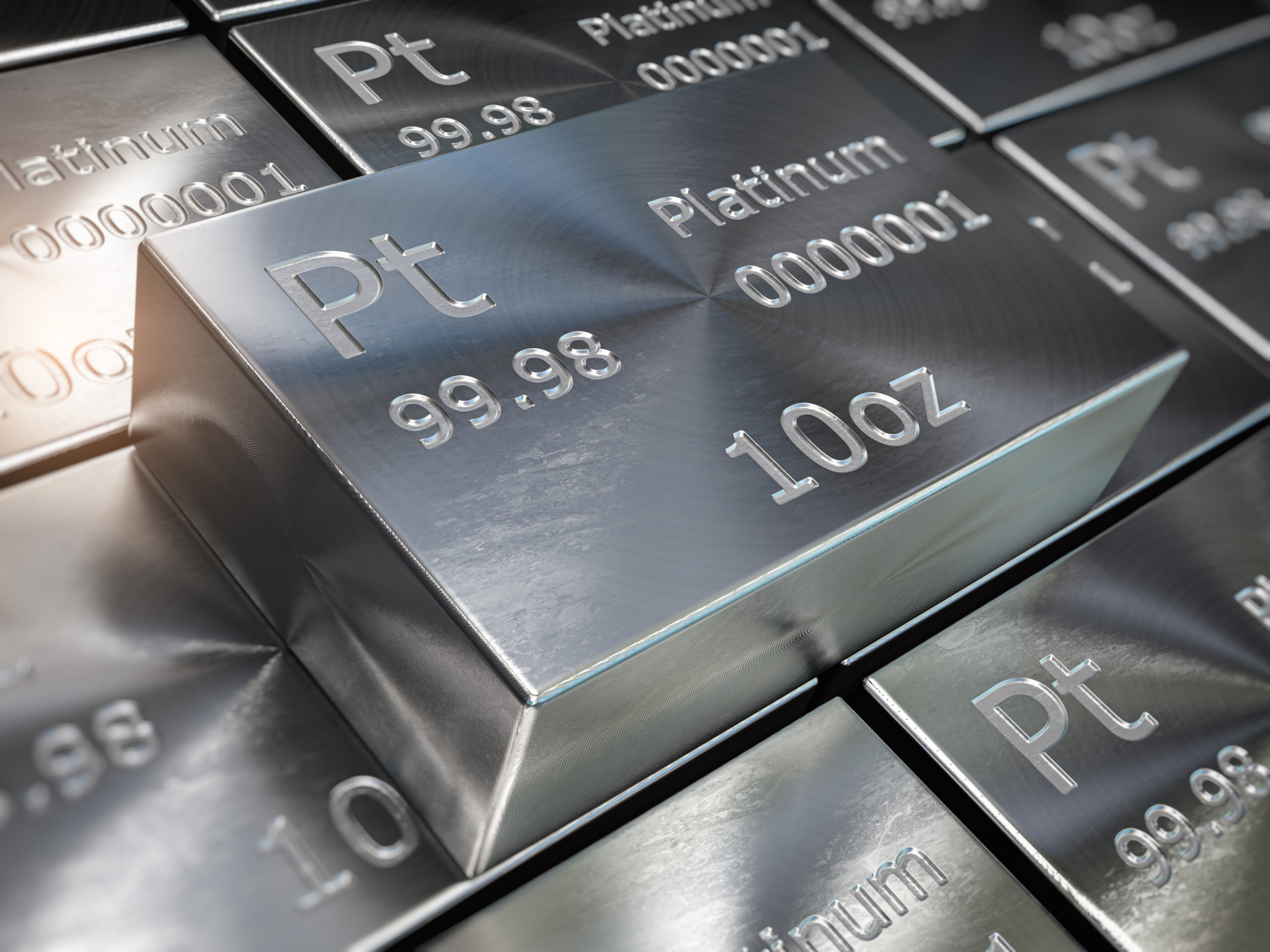 Platinum is a silvery-white metal that's the rarest of all the popular precious metals. Like gold, silver, and palladium, platinum has a wide range of uses.