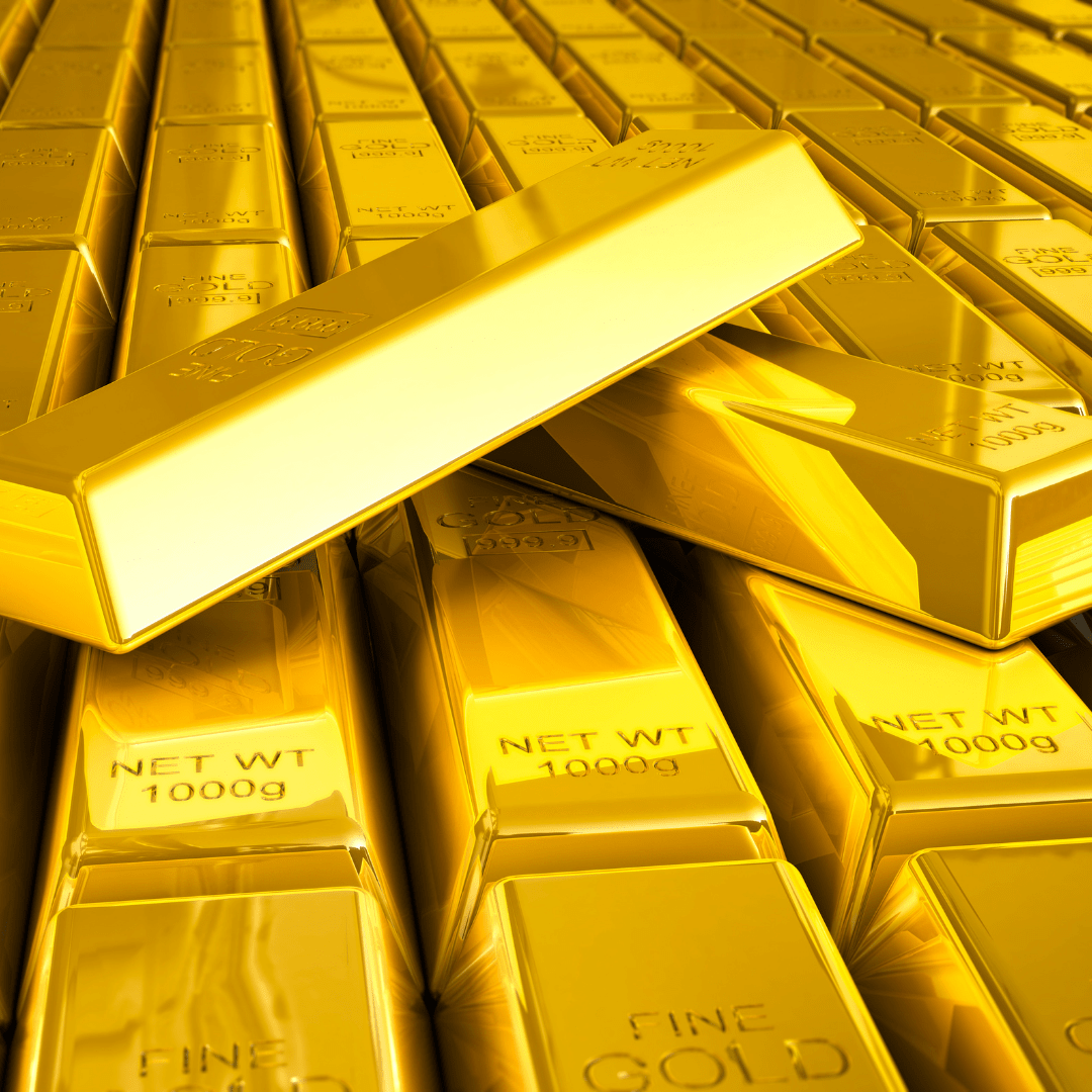 Fort Knox now houses 147.3 million ounces of gold bullion, according to the U.S. Mint. That's about half of the U.S. Treasury's stored gold.